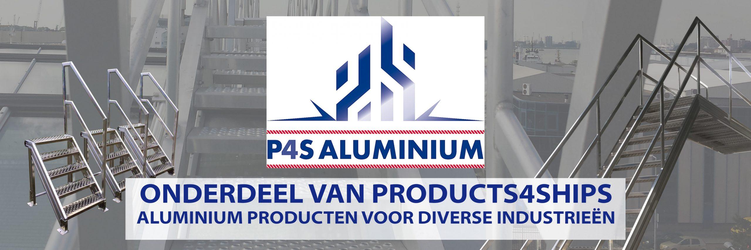 P4S Aluminium producten