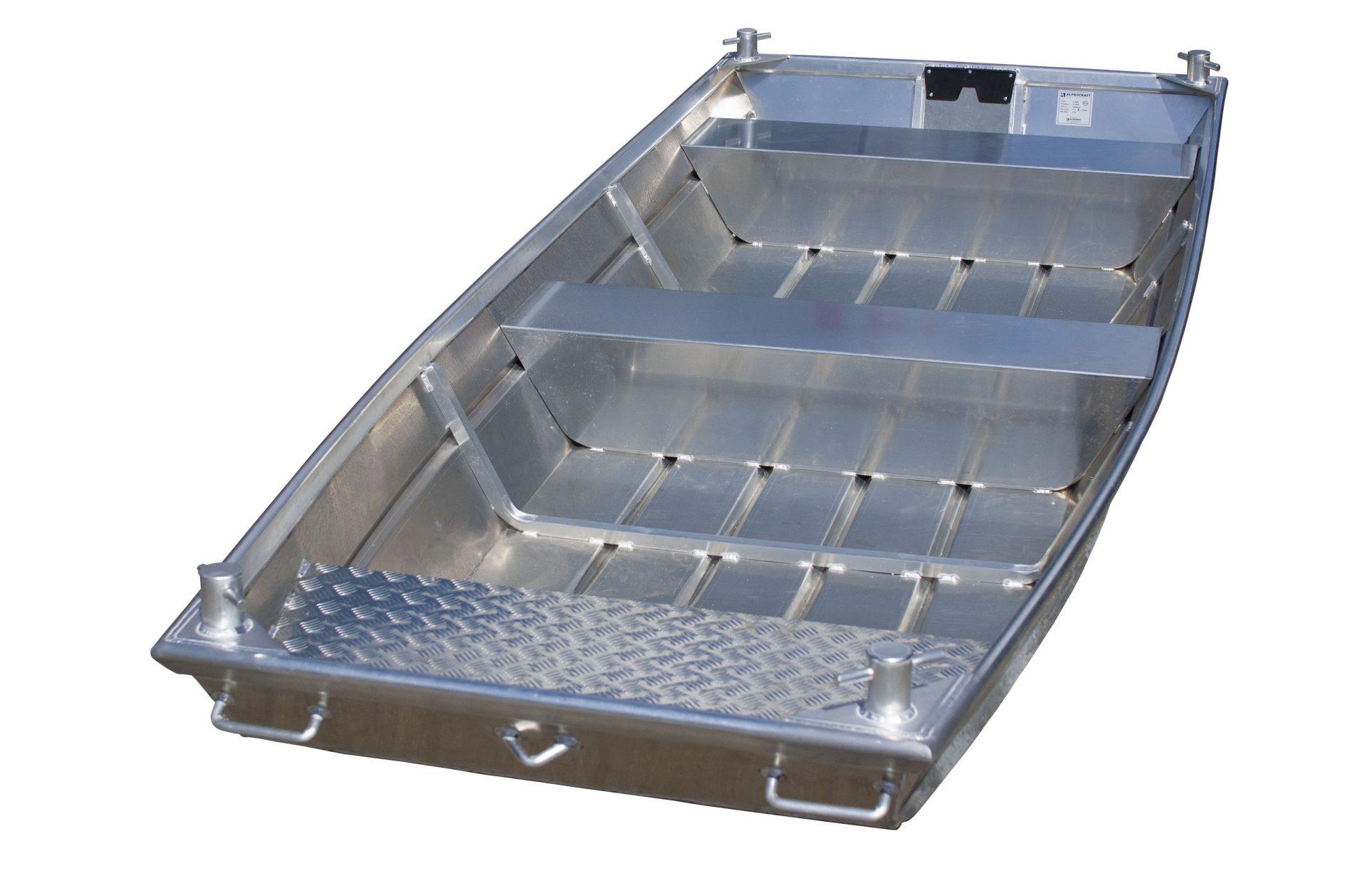 Products4Ships aluminium motorboot platbodem 2-1