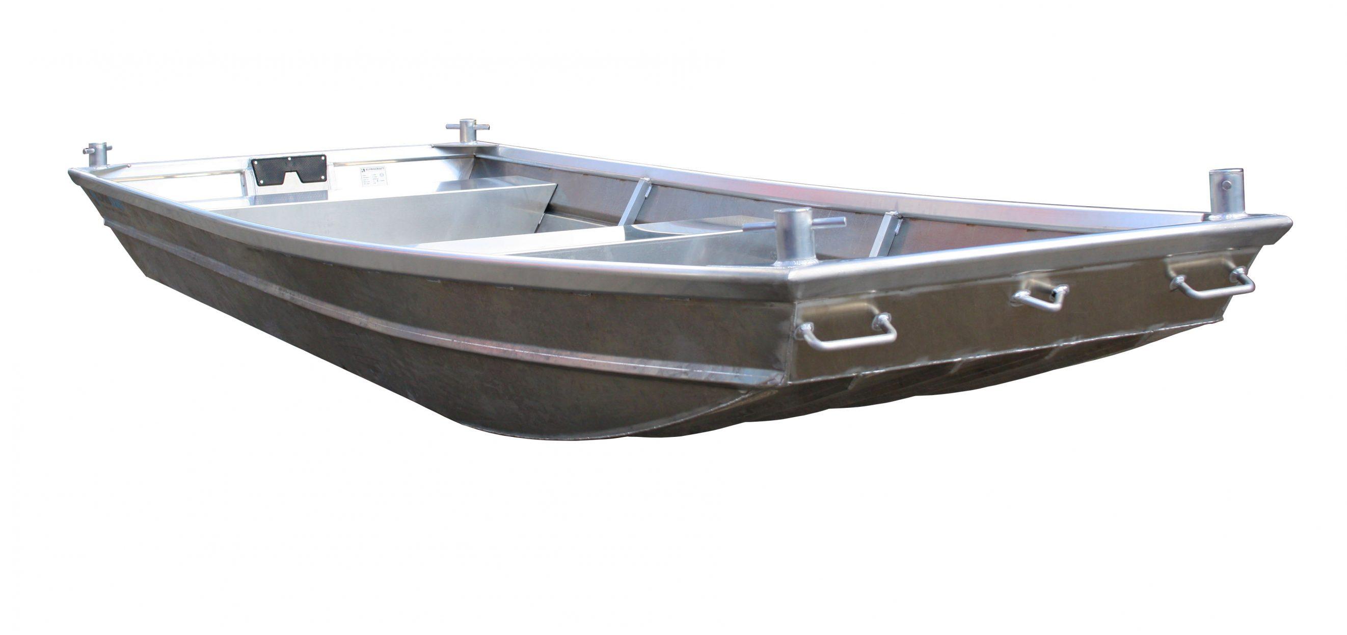 Products4Ships aluminium motorboot platbodem 3-1