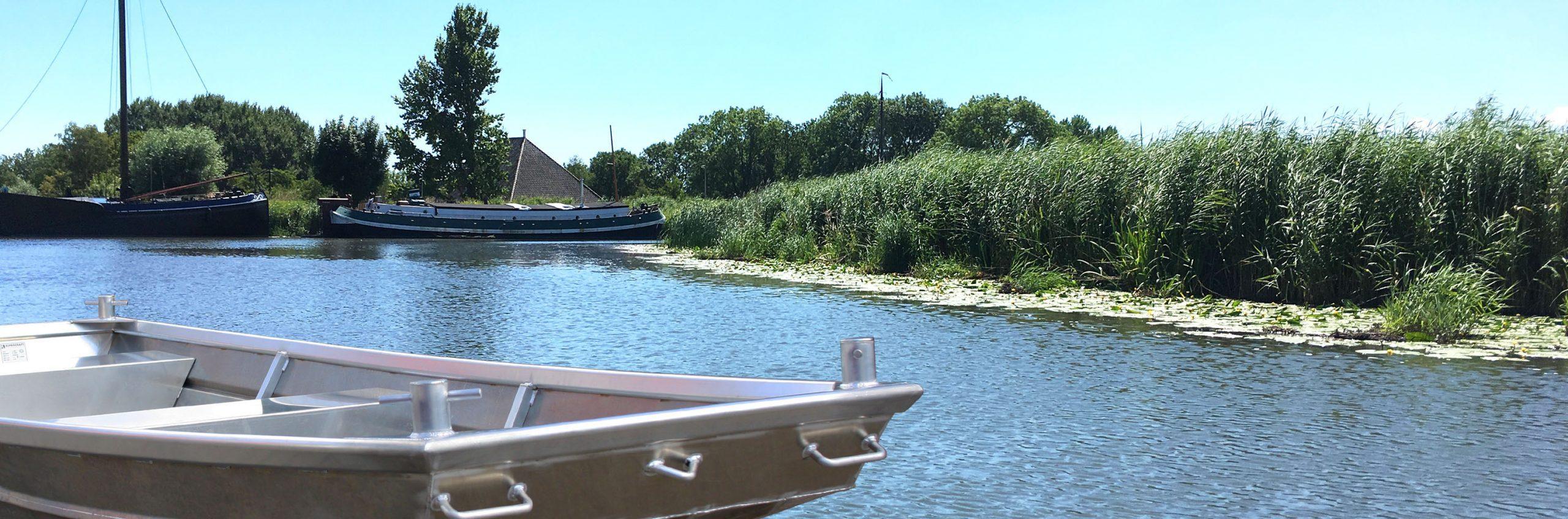 Products4ships aluminium motorboot platbodem 1 (1)