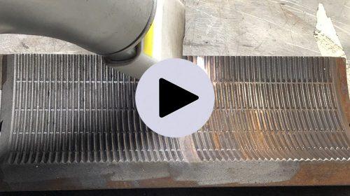 P4S Laser Cleaning verwijderen van corrosie en vuil