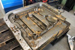 P4S Laser Cleaning Jetlaser reinigen mallen