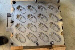 P4S Laser Cleaning Jetlaser einigen rubber mallen